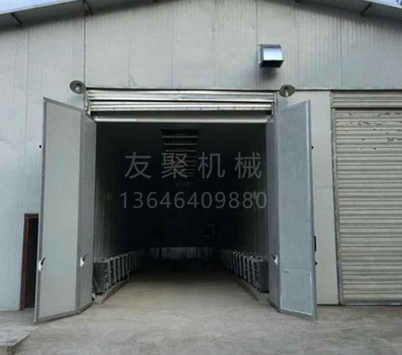 养殖场车辆烘干房
