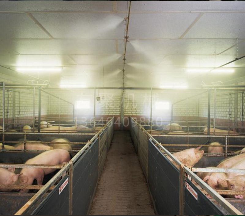 养殖场圈舍消毒设备