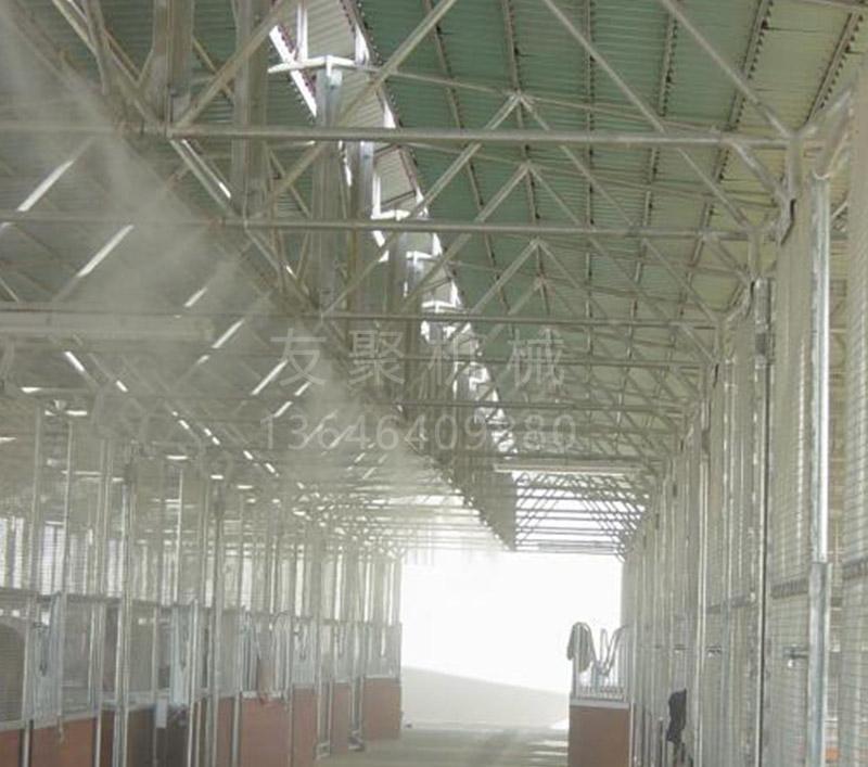 养殖场自动喷雾消毒设备